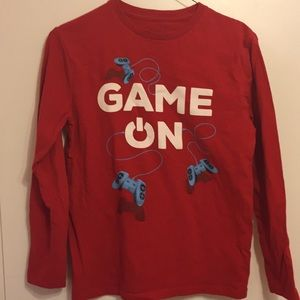 Gap Kids gamer pj top